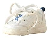 Blue Trim Athletic Shoe