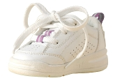 Pink Trim Athletic Shoe